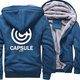 Dragon Ball Capsule Corp. Comfy Jacket - MH
