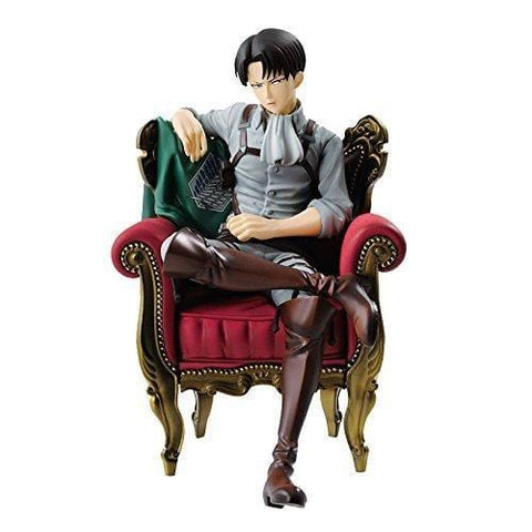 LIMITED EDITION Levi x Casual Scouts Figurine - MH