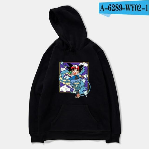 LIMITED EDITION Dragon Ball Pokemon Crossover hoodie - MH