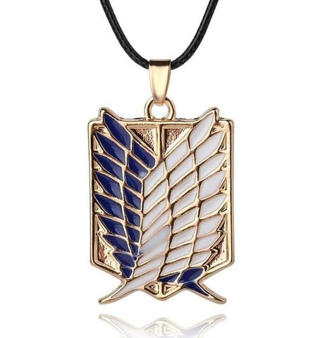 Attack on Titan Scouts x Survey Corps Neck Lace - MH
