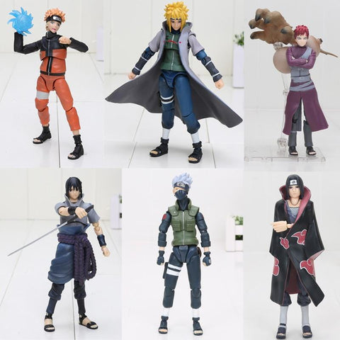 COLLECTIBLE 15cm Naruto figurines