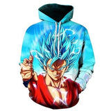 Limit x Breaker Mastered Ultra Instinct Hoodie - MH