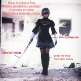 Nier Automata 2b Cosplay Costume - MH