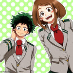 My Hero Academia x UA School Uniforms with Blazer - MH