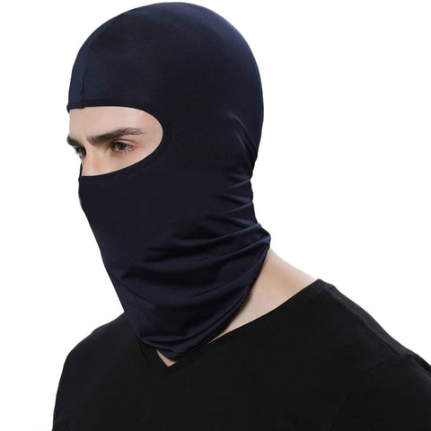 2018 Hot Selling Cycling Face Mask Ski Neck Protecting Outdoor Balaclava Full Face Mask Ultra Thin Breathable Windproof - MH