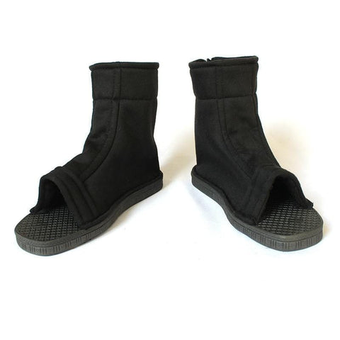 Naruto Black Cosplay Shoes