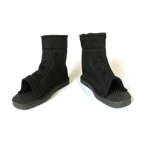 Naruto Black Cosplay Shoes - MH