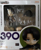 Attack on Titan x Chibi Levi Figurine - MH