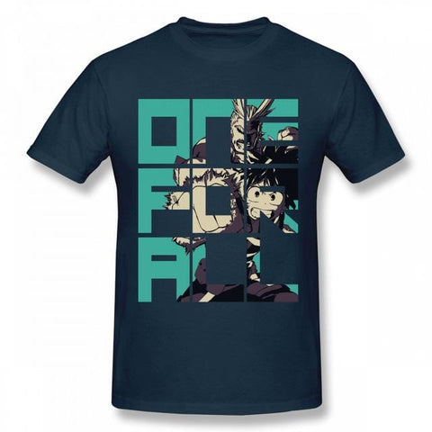 My Hero Academia All Might x Deku One for All Tee - MH