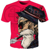 Dragon Ball Z Master Roshi Swag Tee