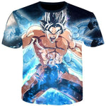 Dragon Ball Z Vegitto x Gogeta Tee - MH