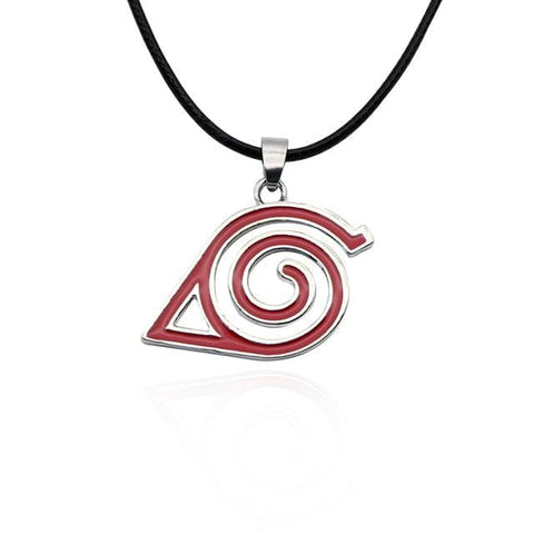 Naruto Hidden leaf Necklace - MH