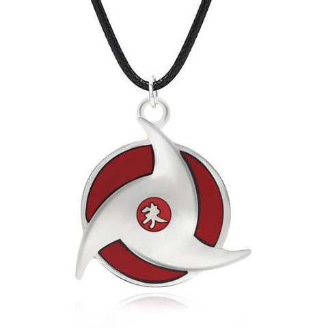 Naruto Sharnigan Necklaces