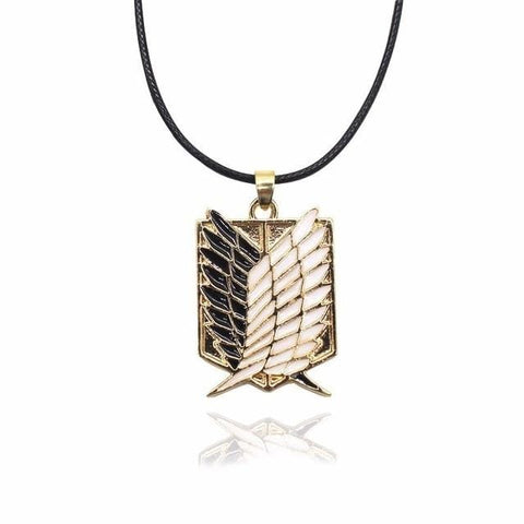 Attack on Titan Survey Corp. Necklace - MH