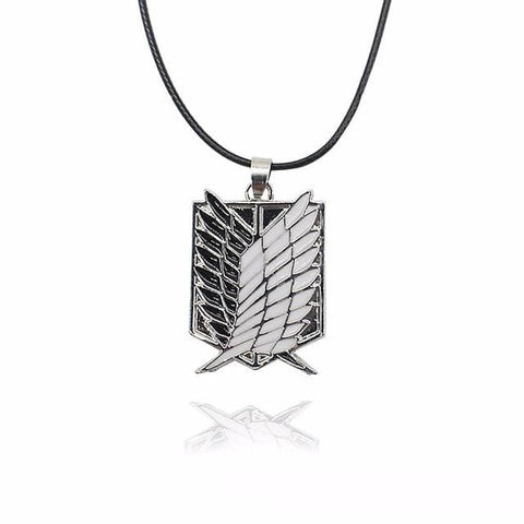 Attack on Titan Survey Corp. Necklace