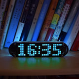 3D Led Clock Kit - MH
