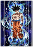 Dragon Ball Z Goku Transformations Poster - MH