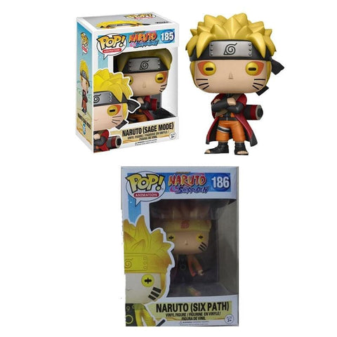 FUNKO POP NARUTO Action Figurine (in box)
