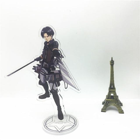 Attack on Titan x Levi Combat Figurine - MH