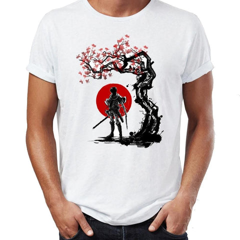 Attack on Titan Levi x Japan Under the Sun Tee - MH