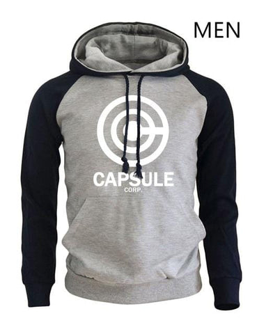 Capsule Corp. Comfy Hoodie - MH