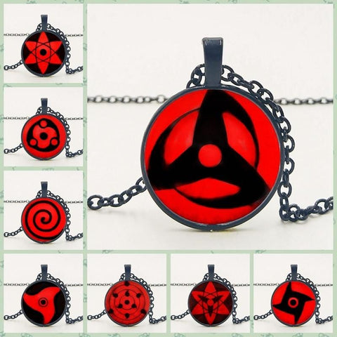 Handmade Anime Naruto Sharingan Eye