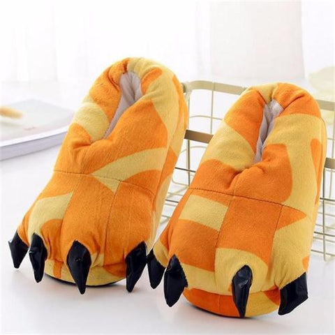 Animal Slippers - MH