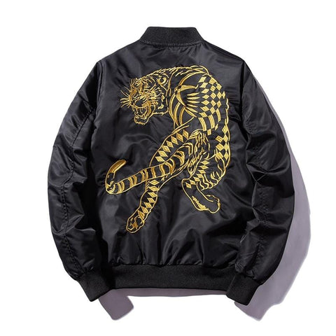 Tiger Bomber Jacket - MH