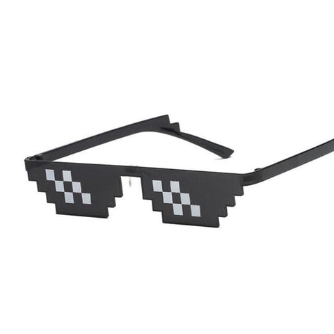 Deal with it Sunglasses | Glasses 8 Bit MLG Pixelated Sunglasses - MH