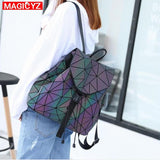 Holographic Backpack - MH