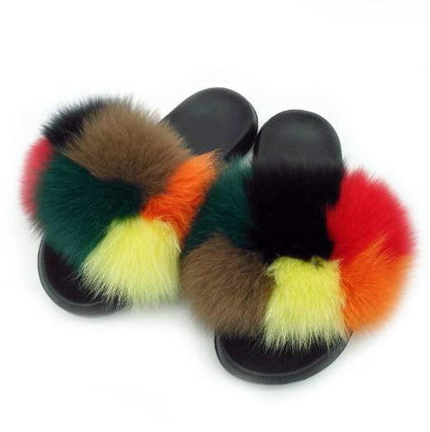 Furry Slippers - MH