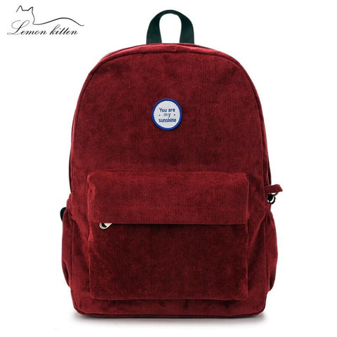 Velvet Backpack - MH