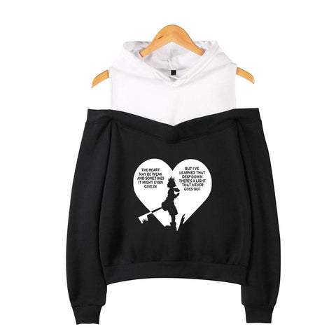 Kingdom Hearts Sora Quote Hoodie - MH