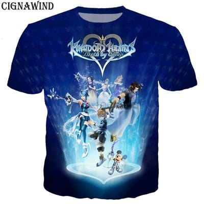 Kingdom Hearts Birth by Sleep Hoodie