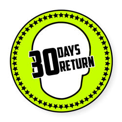 30 daya return policy