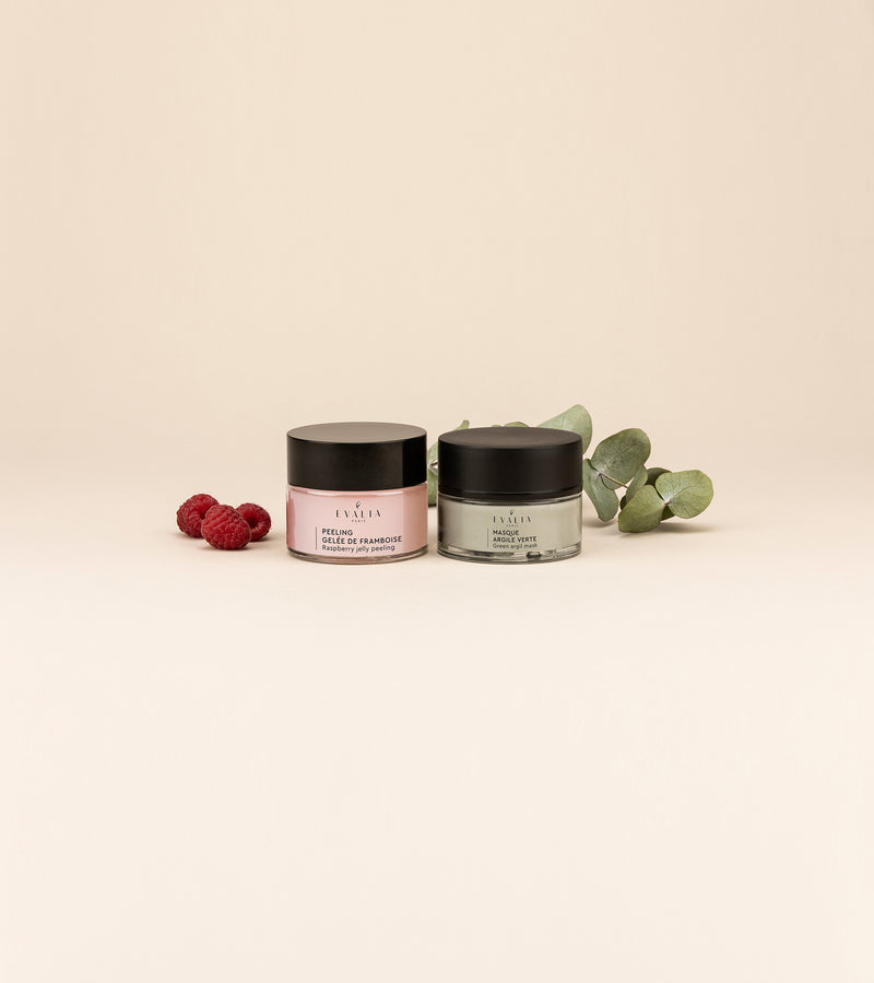 Duo : Peeling + Masque