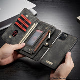 iPhone 11 Detachable Purse Wallet Case