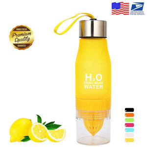 H­2O Infuser Water Bottle