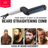 Beard Hair Straightening Comb