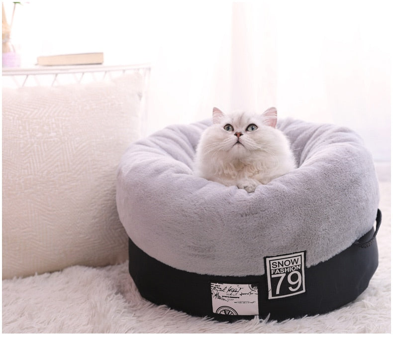 Pet Deep Sleeping Bed