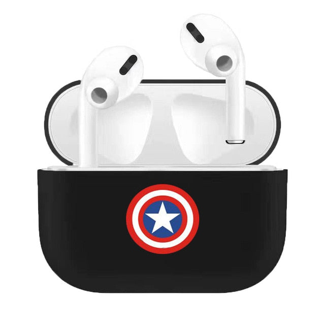 AirPods Pro Cartoon Silicone Case