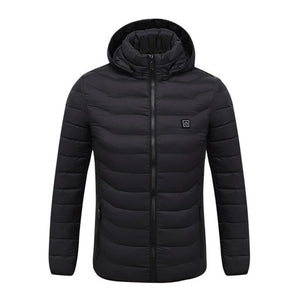 Heated Thermal Jacket