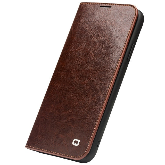 Luxury Leather Case for iPhone 11
