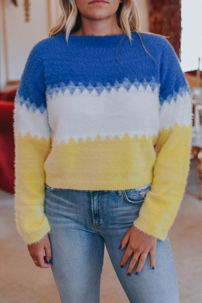 The Kennady Sweater