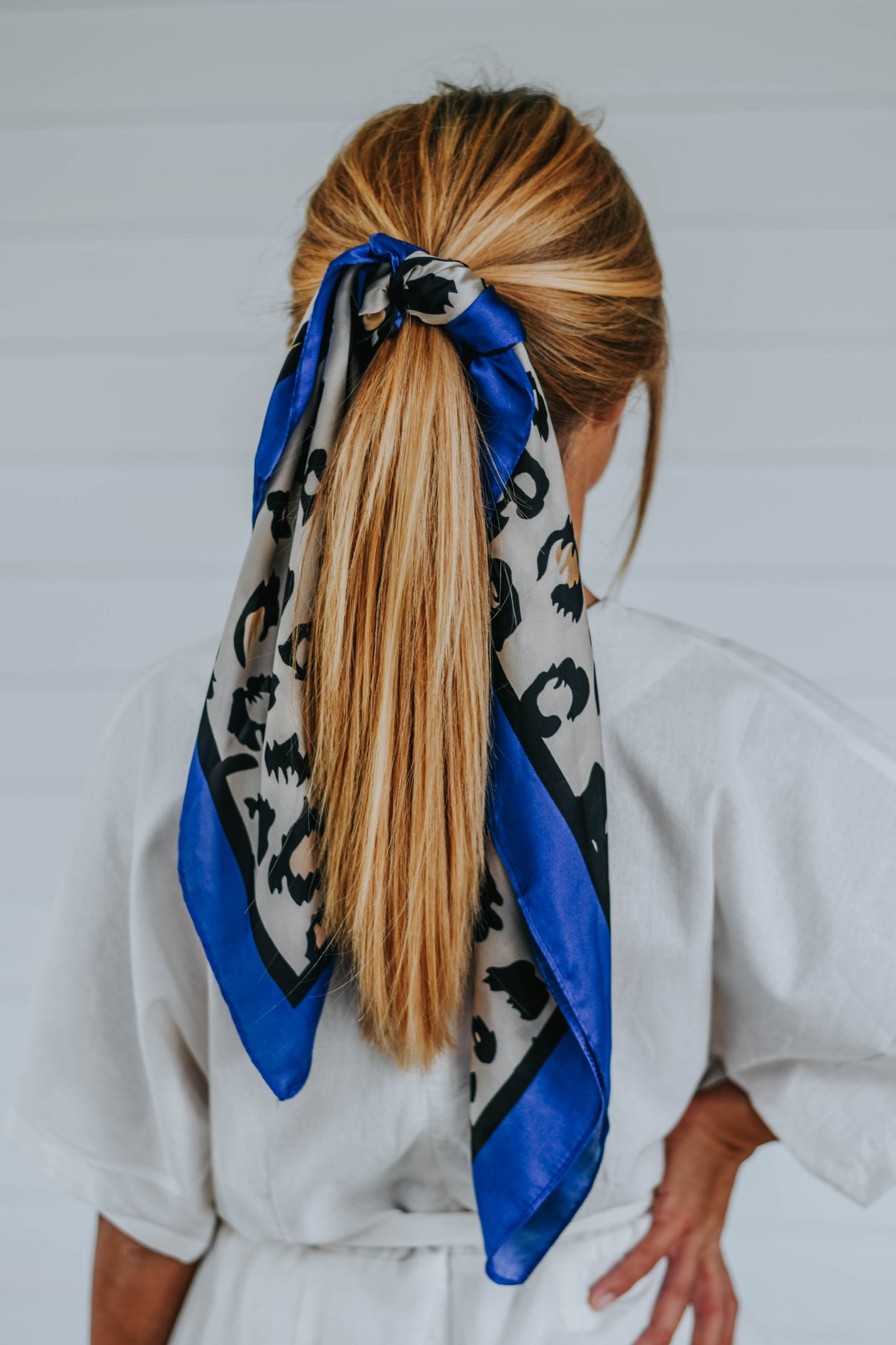 Gameday Hair Scarf