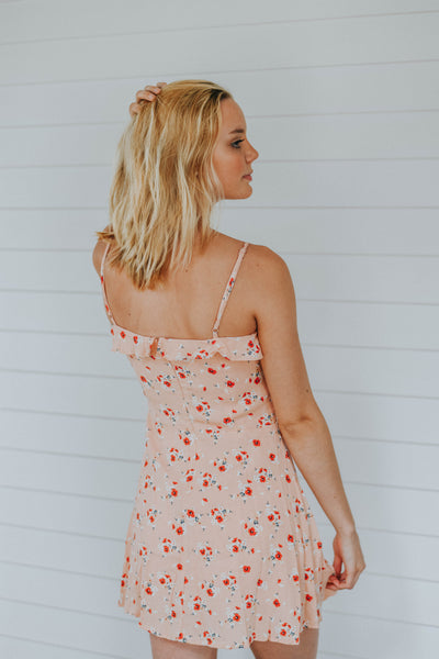 The Rodeo Drive Dress, Pink
