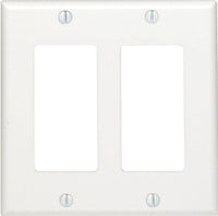 Modernswitch Modern Switch Decora Dimmer Rocker GFI Double Light Switch Cover Plate