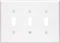 Modern Switch Modernswitch Triple Toggle Light Switch Cover Plate