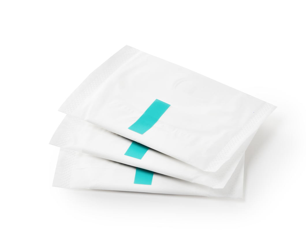 Organic Cotton Biodegradable Panty Liners