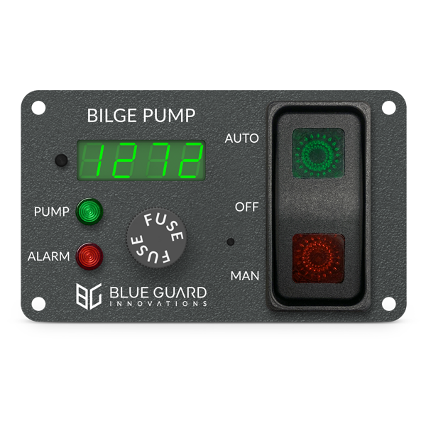 New Advanced Bilge Control Panel